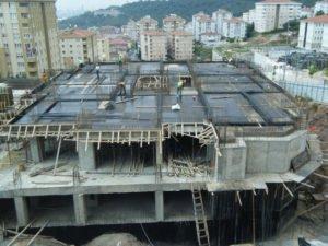 Монолитные межэтажные перекрытия