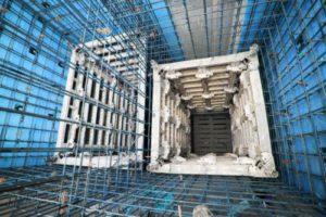опалубки лифтовых шахт